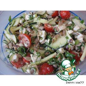 Рецепт Наташкин салатец