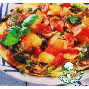 Рецепт Итальянский завтрак
