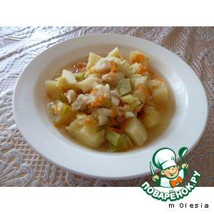 Рецепт овощного салата для кормящей мамы