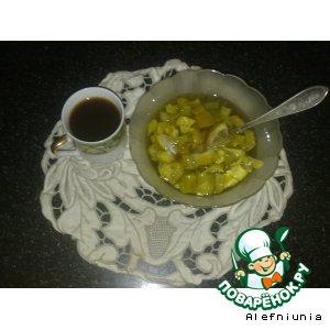 Рецепт Варенье из кабачков