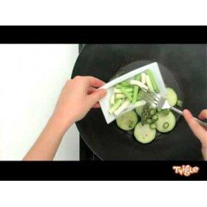 """Рецепт """"Зеленая пицца"""""""