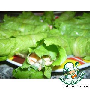"""Рецепт Закуска """"Морковь в салате"""""""