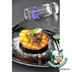 Персики, начиненные финиками и орехами, приготовленные на пару вкусный рецепт приготовления с фото пошагово как готовить