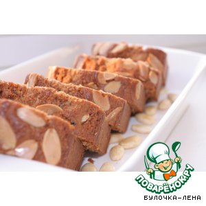 Рецепт Овсяно-ореховый кекс