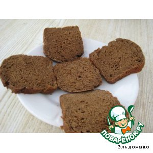 Рецепт Балтийский хлеб