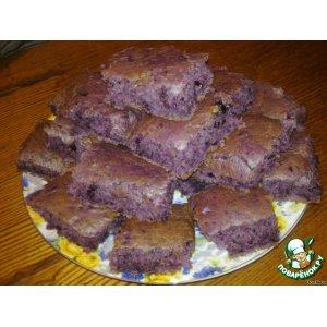 Рецепт Тортик из варенья