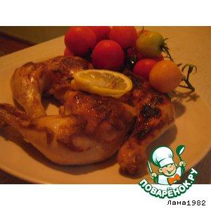 Рецепт Курица в пиве