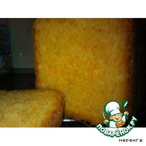 Рецепт Морковно-кукурузный хлеб