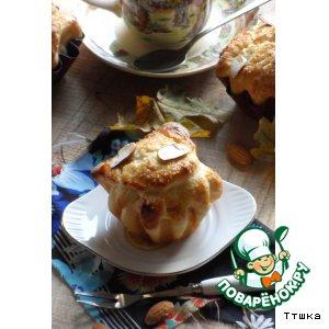 Рецепт Булочки с изюмом и лимонным кремом - lemon curd