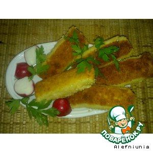 Рецепт Блинчатые пирожки