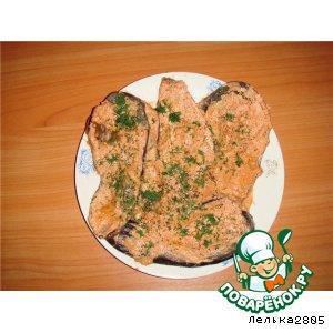 Рецепт Баклажаны вкусные