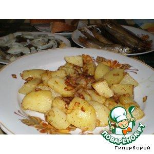 Рецепт Картошечка по-гиперборейски