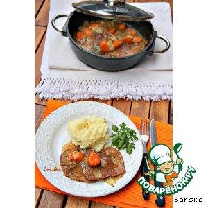 Рецепт Баварский ужин с корешками