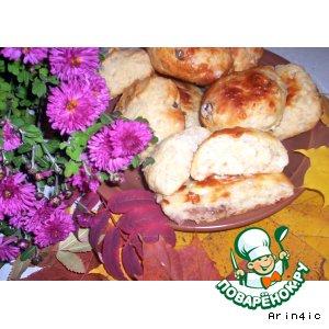 Рецепт Воздушное тесто тети Нюры
