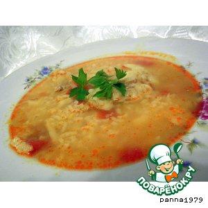 Рецепт Средиземноморский рыбный суп