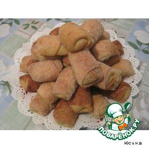 Рецепт Печенье со сгущенкой