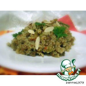Рецепт Марокканское овощное рагу