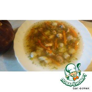 Рецепт Ароматнейший суп из горшочков