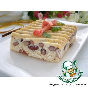 Рецепт Запеканка с фасолью