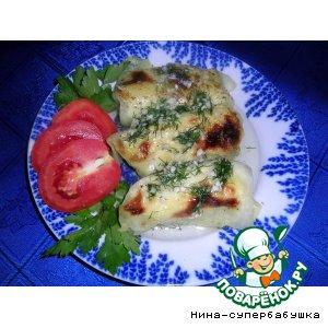Рецепт Рыба в капусте
