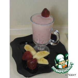 Рецепт Домашний питьевой йогурт