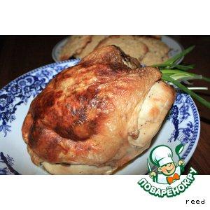 Фаршированная куриная грудка простой рецепт с фотографиями пошагово