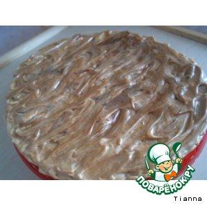 Рецепт Шоколадно-гречневый торт