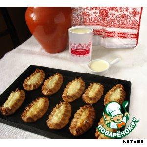 Рецепт Карельские пирожки  Karjalanpiirakka