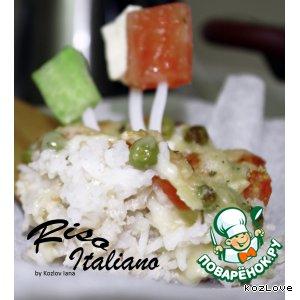 """Рецепт """"Рисо Итальяно"""" и 30 особенностей итальянской кухни"""