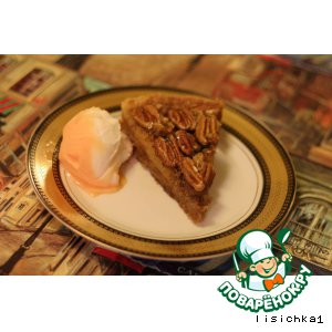 Рецепт Пирог с орехами пекан