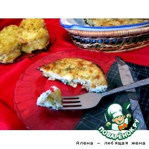 Рецепт Запеканка из картофеля с голубым сыром