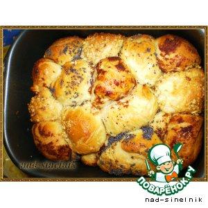 Рецепт Булочки из хлебопечки