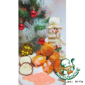 Рецепт Кольбер из риса с абрикосами