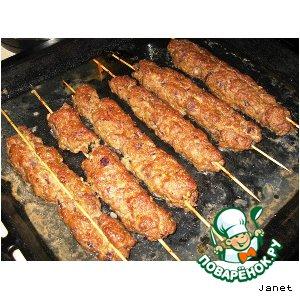 Рецепт Кюфта по-египетски в духовке с функцией гриль