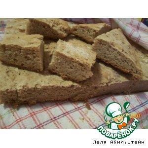 Рецепт Ржано-пшеничный хлеб на сыворотке от творога