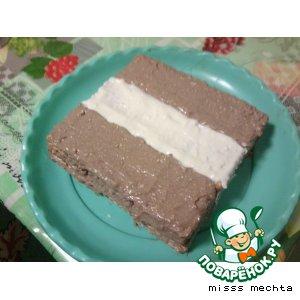"""Рецепт Тортик """"Творожная радость"""""""