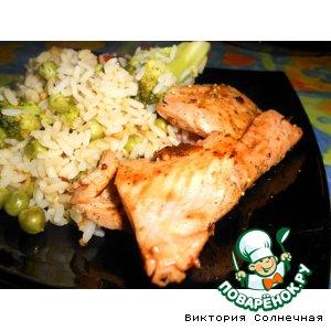 Рецепт Карпаччо из красной рыбы