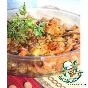 Рецепт Вегетарианское карри