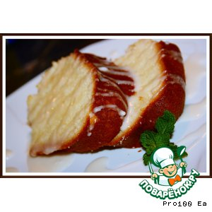 Рецепт Грейпфрутовый кекс