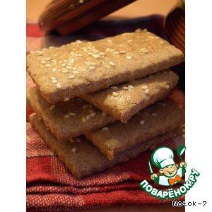 Рецепт Ржаное печенье