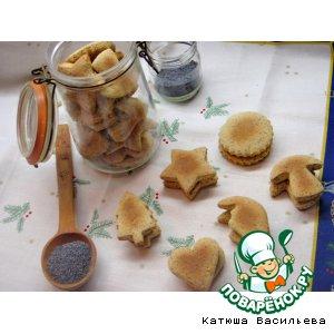 Рецепт Печенье с маком