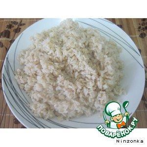 Рецепт Тайны приготовления коричневого риса