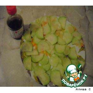 Рецепт Кольраби в соусе