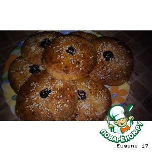 Рецепт Творожное печенье на манке