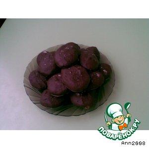 Рецепт Шоколадная картошка