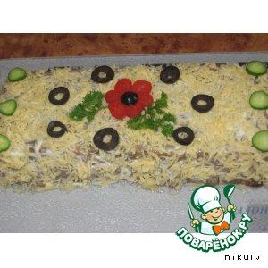 "Рецепт ""Баклажано-Итальяно"""