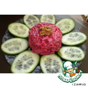 Рецепт Всем известный свекольный салат