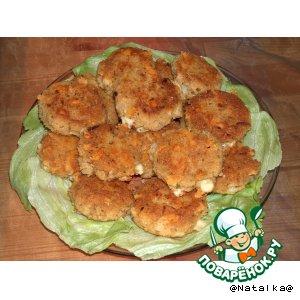 Рецепт Вегетарианские котлеты