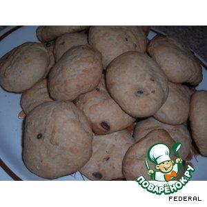 Рецепт Яблочные коржики