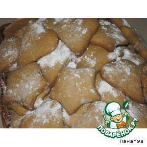 Печенье песочное простой пошаговый рецепт приготовления с фотографиями готовим